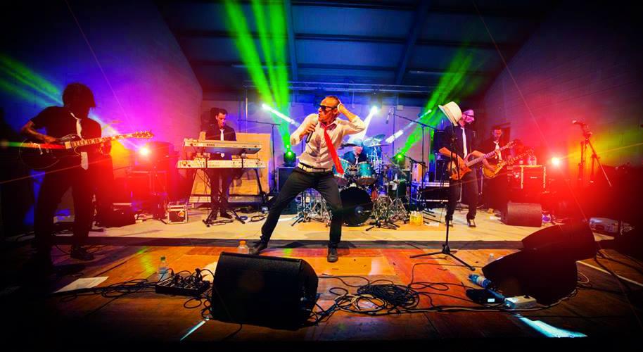 joe 2 17.07.2015   la band Joe e i fratelli, dalle trasmissioni TV arrivano al Parco del Cormor.