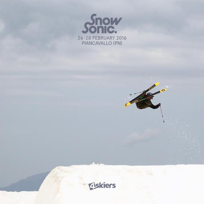 snow sonic skii HOMEPAGE FESTIVAL SOSTIENE LO SNOW SONIC 2016