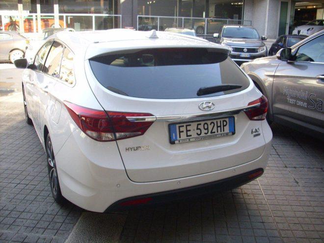 i40sw2 Arriva la nuova Hyundai I40