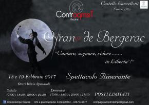 18.02.2017 / 17.02.2017 – Cyran de bergerac – Castello Lancellotti