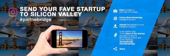 grafica insta contest im Lanciato oggi lInstagram Contest per vincere la MtB Startup School in Silicon Valley
