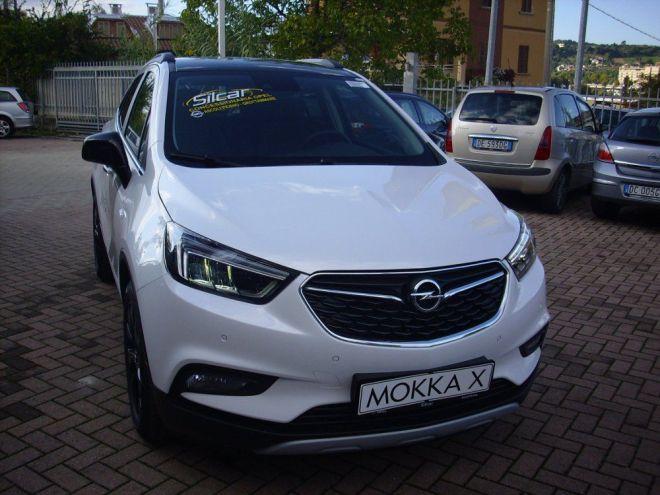 mokkax1 Opel Mokka si rinnova diventa Mokka X