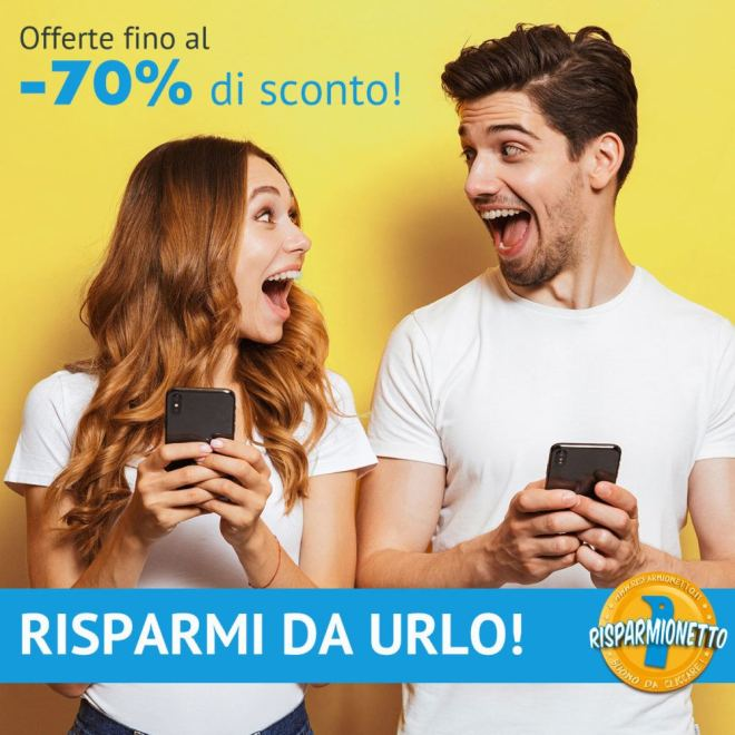 evento friuli con risparmionetto il black friday arriva prima coupon da 5 euro square 1000x1000 Coupon da 5 Euro, su Risparmionetto il Black Friday in Friuli arriva prima
