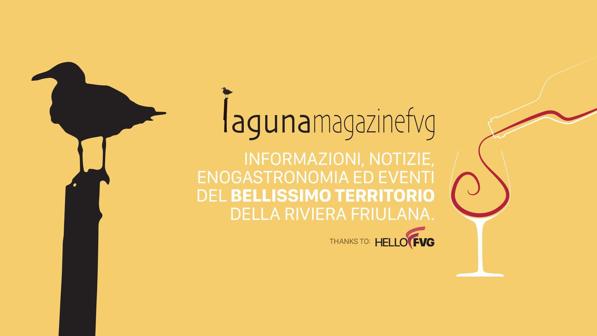 Disponibile gratis il nuovo numero di Laguna Magazine Fvg
