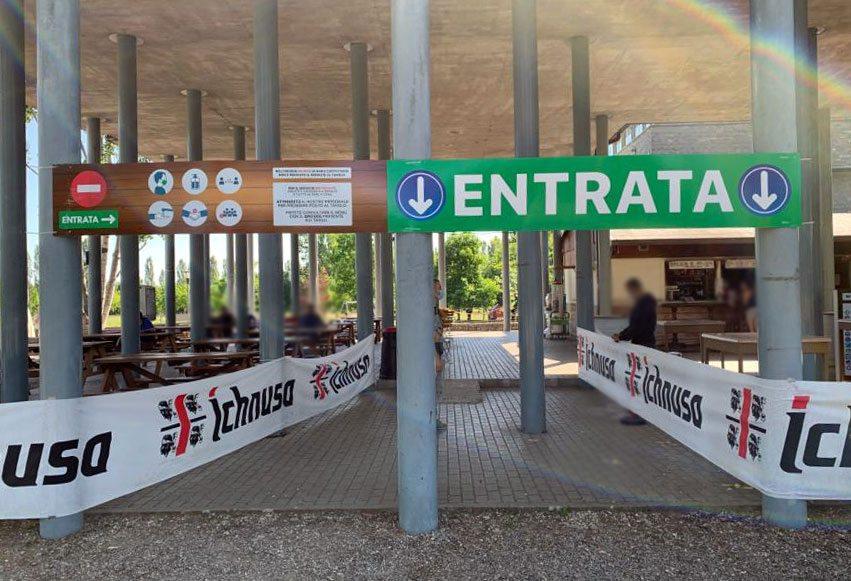Riapre il chiosco del Parco del Cormor (Udine)