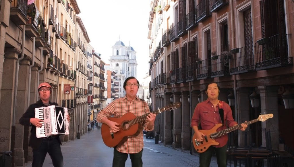 """Gipsy Kings: """"Inspiration"""" – Cover featuring Spanish guitar"""