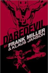Daredevil dal fumetto alla serie: Daredevil by Miller & Janson (Credits: Marvel)