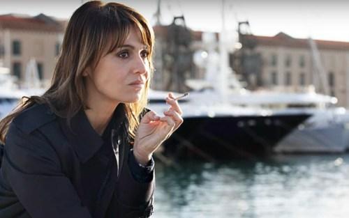 Petra (Paola Cortellesi) protagonista della nuova serie tv Sky