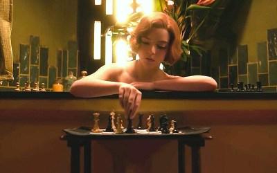La regina degli scacchi – Una favola glam di Netflix