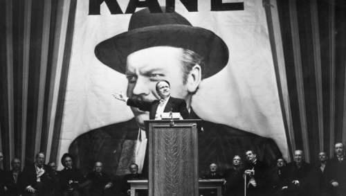 Una delle immagini più famose di Citizen Kane