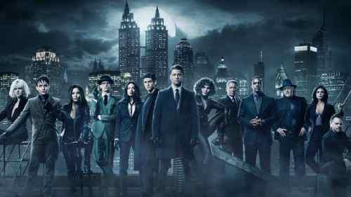 I personaggi di Gotham (Credits: Fox/Warner)