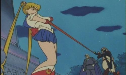 monster of the week Sailore Moon