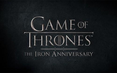 Game of thrones, The iron anniversary: ecco come Hbo festeggia i dieci anni dall'inizio della serie