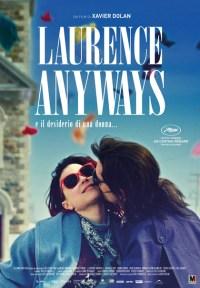La locandina di Lawrence anyways, che tra i film lgbt che abbiamo scelto tratta il tema della transessualità
