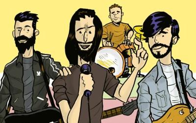 Fask – Come reagire al presente – La recensione del fumetto sulla band perugina