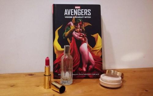 Per scoprire di più su Wanda e Visione a fumetti, ecco il volume Avengers - Visione e Scarlet Witch