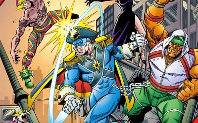 The Blue Baron – Una moderna Golden Age