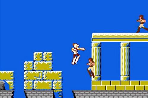 Saint Seiya Ougon Densetsu per NES