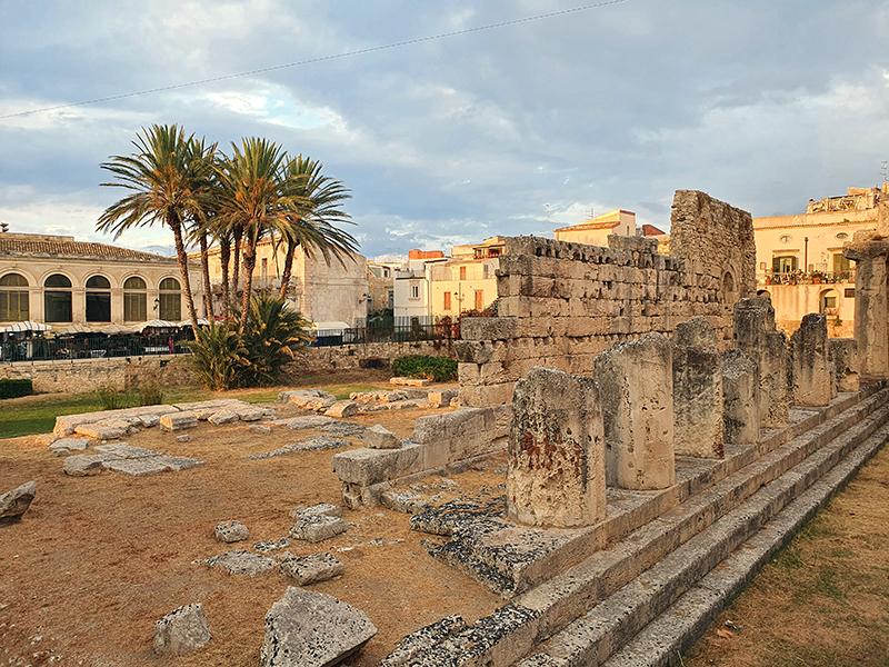 Tempio di Apollo a Siracusa