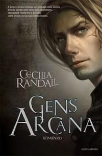 La copertina di Gens Arcana, di Cecilia Randall