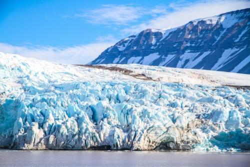 A partire dagli anni Ottanta la quantità di ghiaccio artico si è ridotta drasticamente, ciò ha causato un lento ma progressivo innalzamento del mare