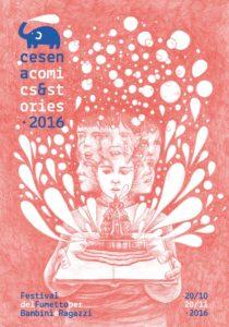Cesena Comics and Stories / locandina
