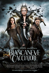 Biancaneve e il cacciatore - Locandina