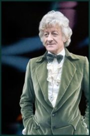 Classic Who 3rd Doctor