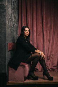 Sabina Yausheva, bartender del Bar Julep dell'Hotel de la Ville di Roma