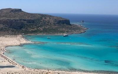 Creta – Spiagge, cibo e pigrizia in un'avventura su strade dissestate