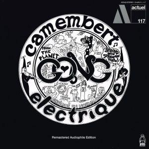 Gong — Camembert electrique (2015)