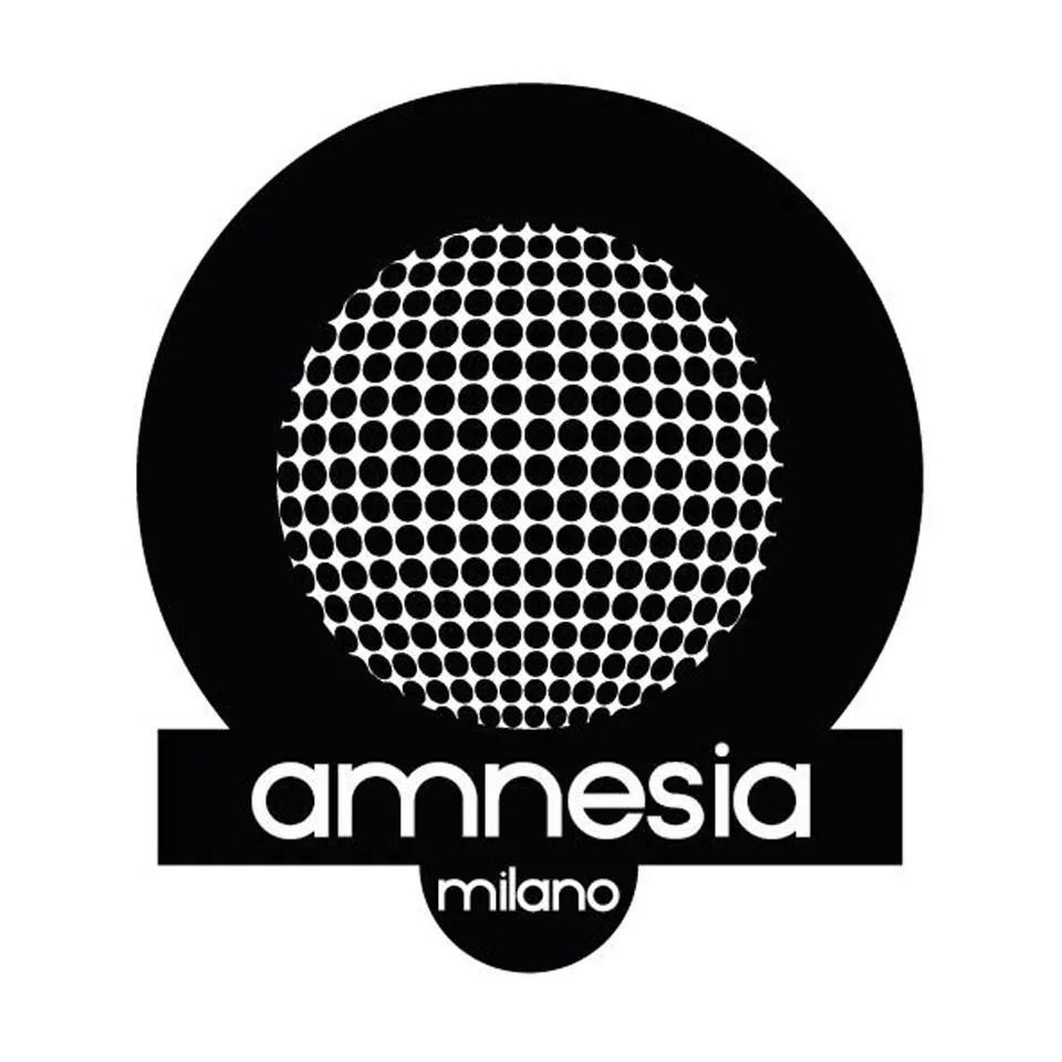 logo amnesia milano