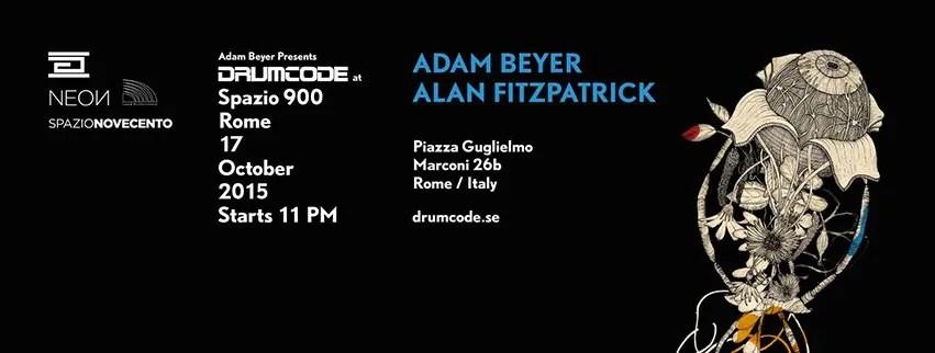 Spazio-novecento-adam-beyer-alan-fitzpatrick-17-10-2015