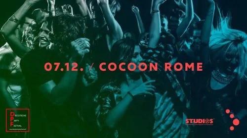 Sven Vath Studios Cocoon Roma 07 12 2015