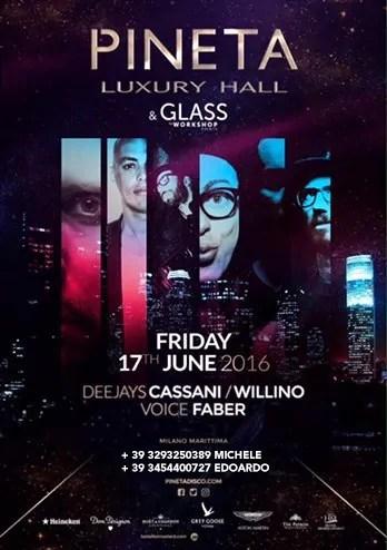 Pineta Luxury Hall Milano Marittima 17 Giugno 2016