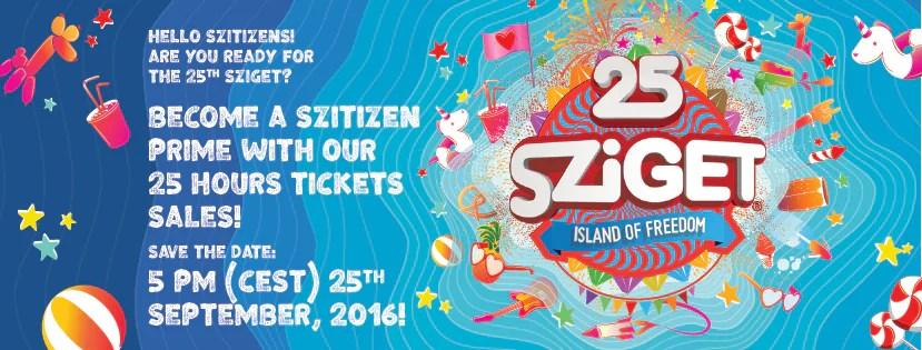 Sziget Festival 2017 dal 9 al 16 Agosto Budapest