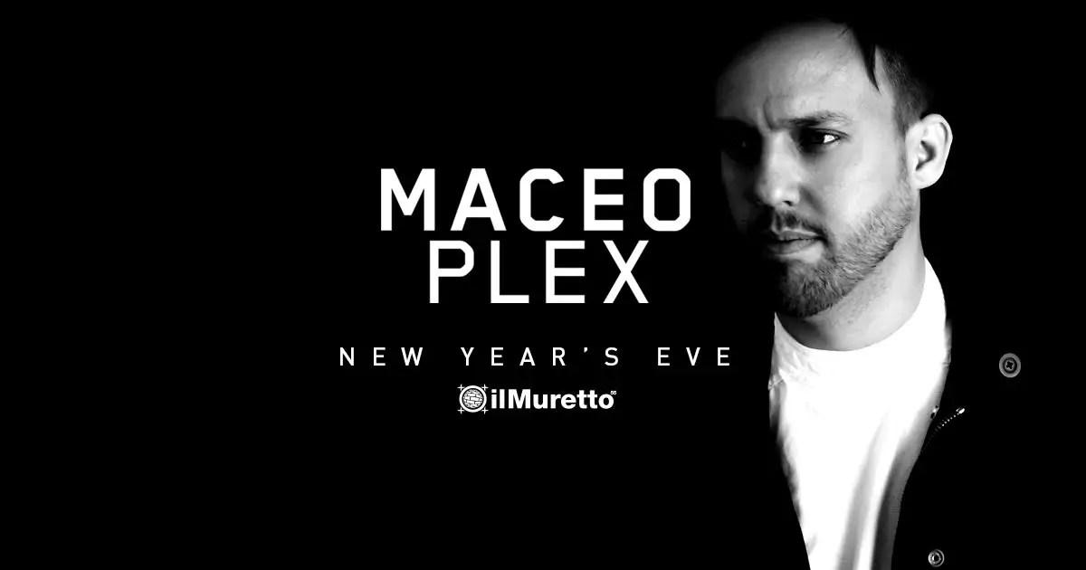 Capodanno 2016/2017 Il Muretto Jesolo MACEO PLEX