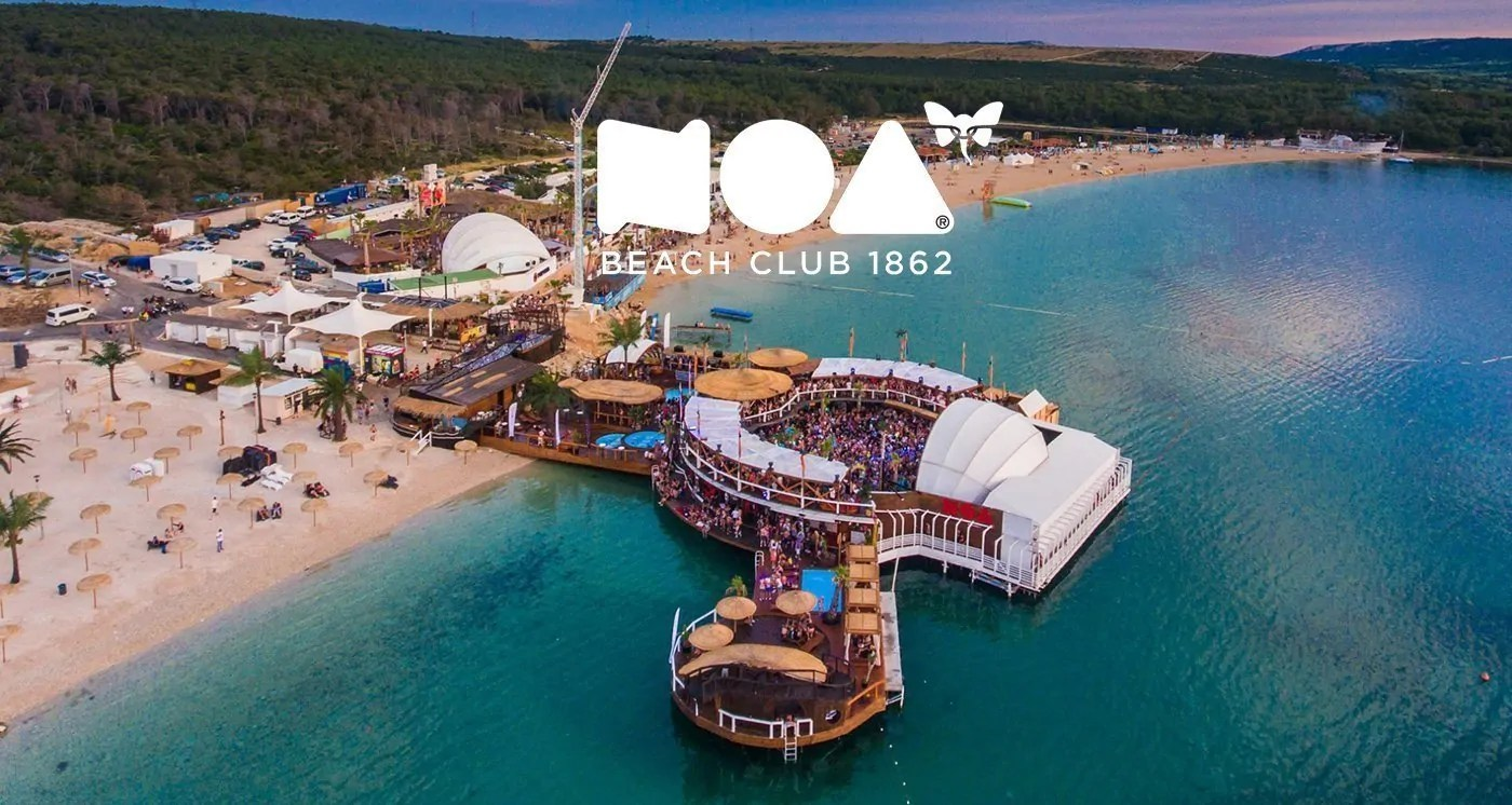Noa Beach Club Main