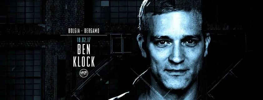 Ben Klock Bolgia 18 02 2017