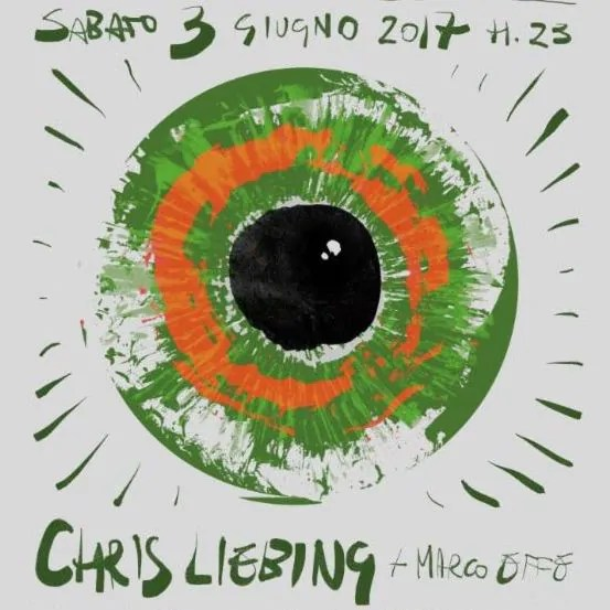 Chris Liebing Tini Soundgarden 03 Giugno 2017 Ticket Tavoli Pacchetti Hotel