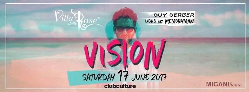 17 06 2017 SABATO VILLA DELLE ROSE RICCIONE + Prezzi + Prevendite + Ticket Biglietti + Liste + Tavoli + Pacchetti Hotel