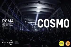 cosmo festival capodanno 2019 roma