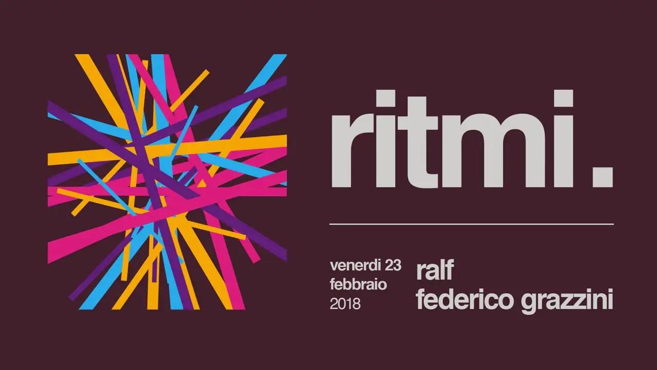 Peter Pan Riccione – Dj Ralf – Ritmi – Venerdì 23 Febbraio 2018 | Ticket Tavoli Pacchetti Hotel
