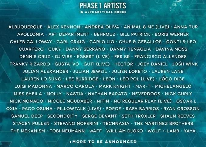 lineup the bpm portugal 2018