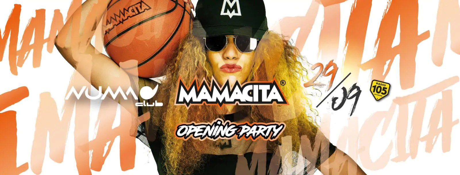 Mamacita Party at Numa Club Bologna – 29 Settembre 2018   Ticket Tavoli Pacchetti hotel Prevendite