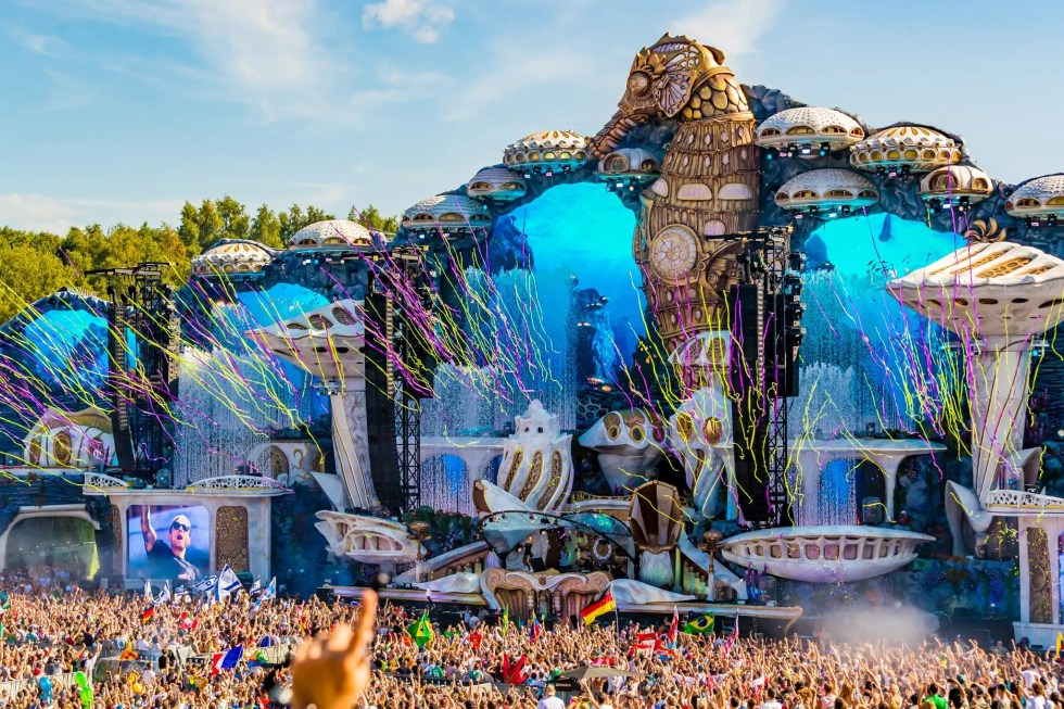tomorrowland 2019 ticket pacchetti hotel camping
