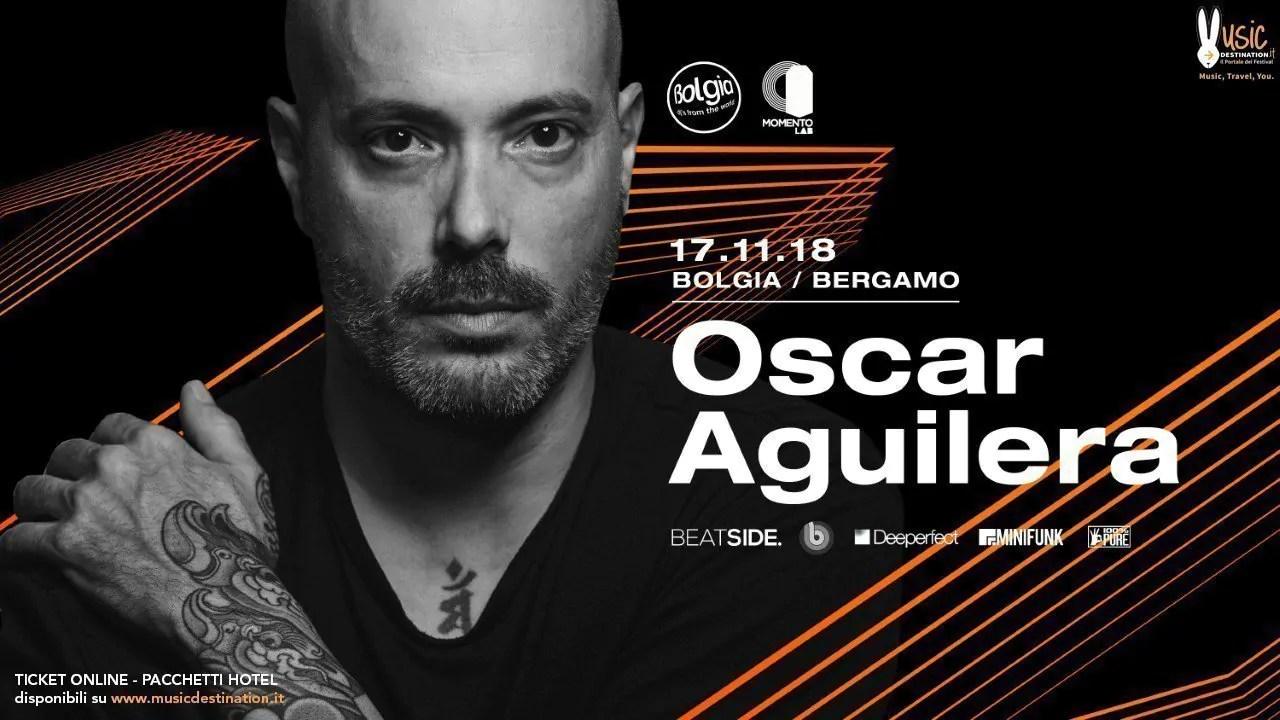 Oscar Aguilera Bolgia Bergamo Ticket Paccheti Hotel
