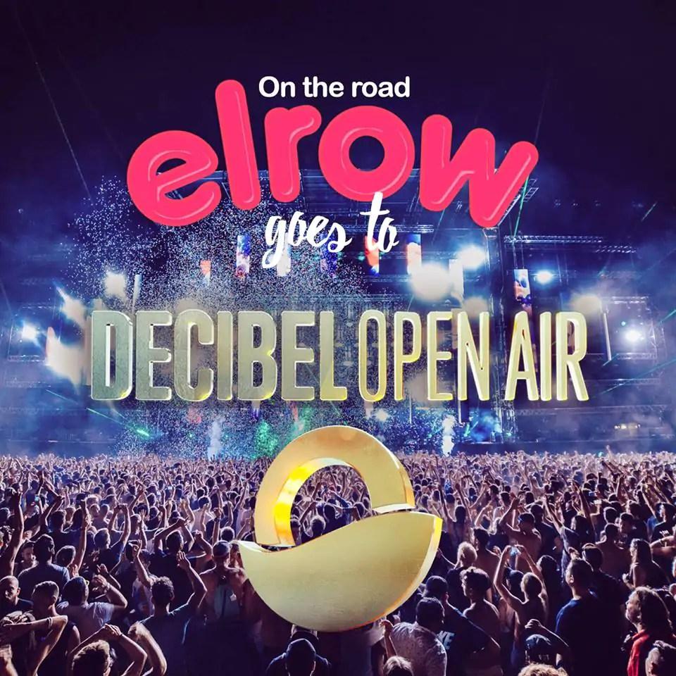 Elrow al Decibel Open Air 2019 – Firenze – Visarno Arena – 23 Giugno –  Ticket Pacchetti Hotel