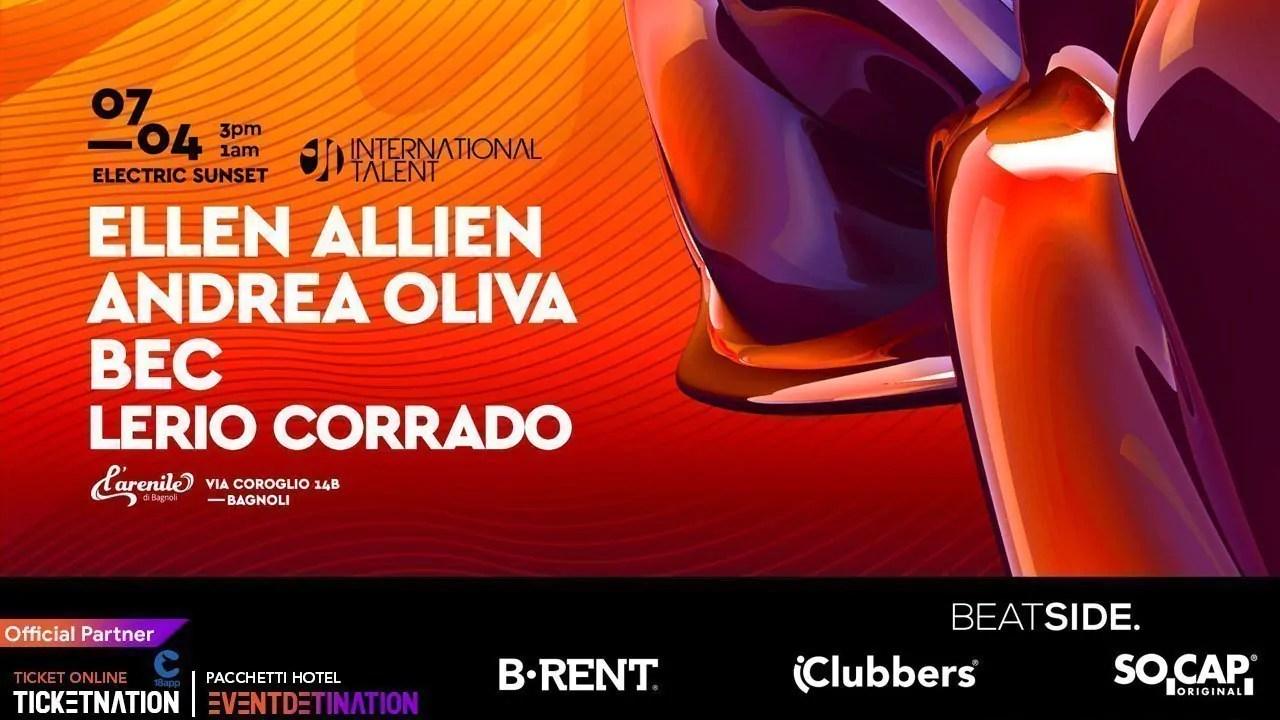 International Talent at Arenile Bagnoli Napoli – Domenica 07 Aprile 2019 | Ticket/Biglietti/Prevendite 18APP Tavoli Pacchetti hotel Prevendite