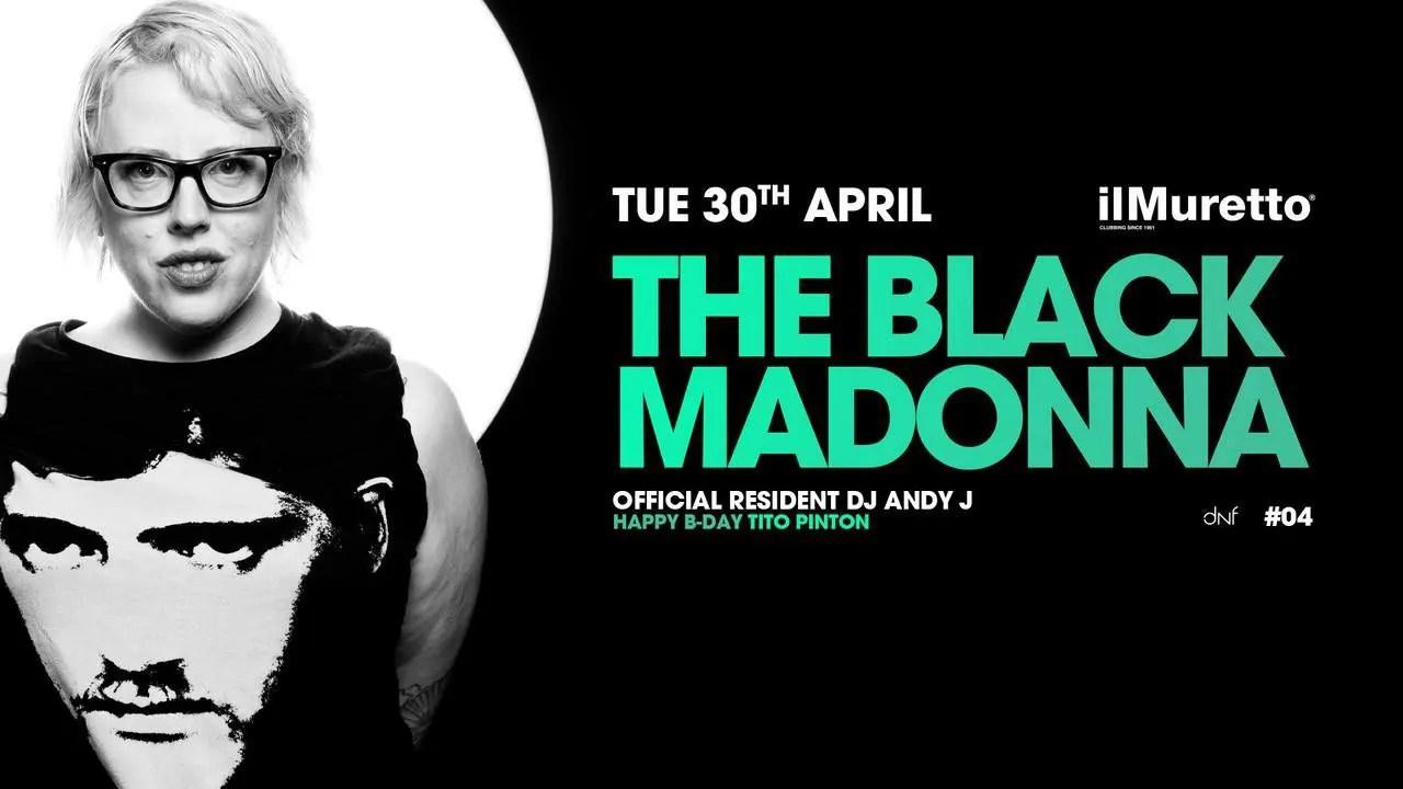 The Black Madonna a Il Muretto Jesolo 30 Aprile 2019 + Prezzi Ticket in Prevendita Biglietti Tavoli Liste Pacchetti Hotel